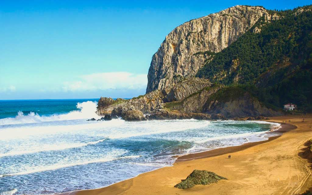 mejores playas de Bizkaia
