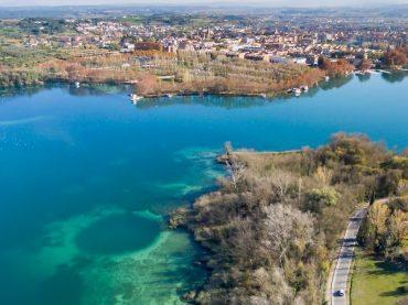 Une promenade autour du magnifique lac de Banyoles