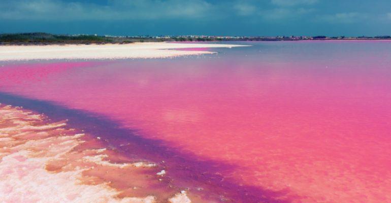 La lagune rose de Torrevieja, un lieu unique en Espagne