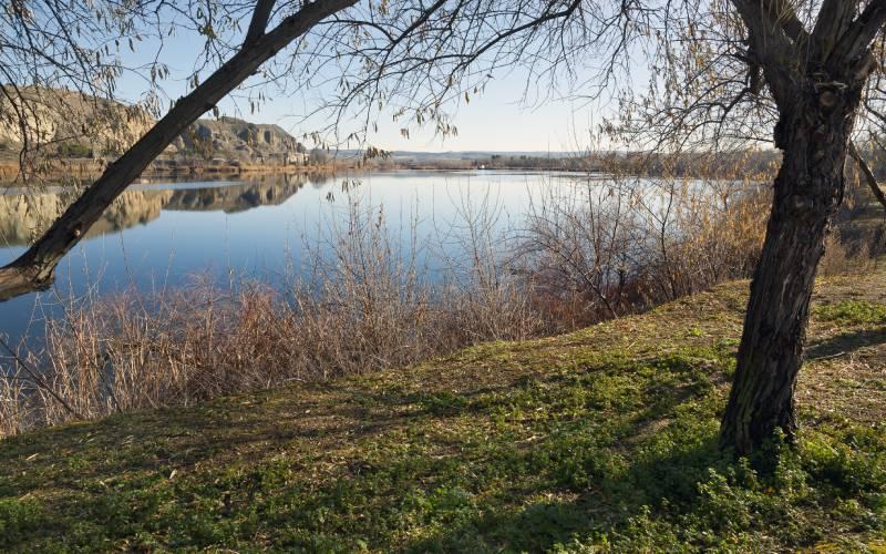 Lagune du Campillo à Rivas