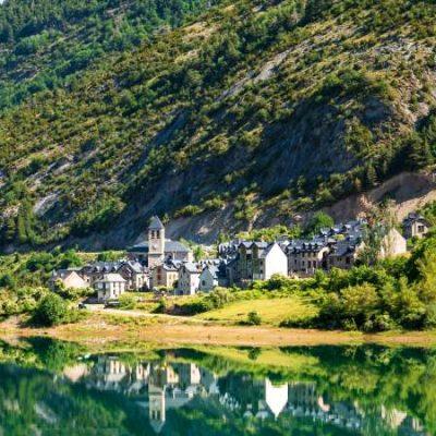 Lanuza, le village aragonais qui a refusé de se noyer sous les eaux
