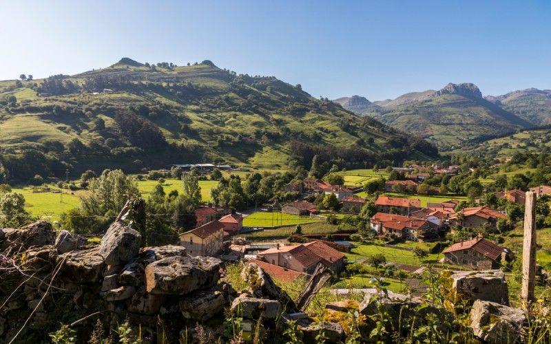 Liérganes, l'un des endroits les plus attrayants de Cantabrie