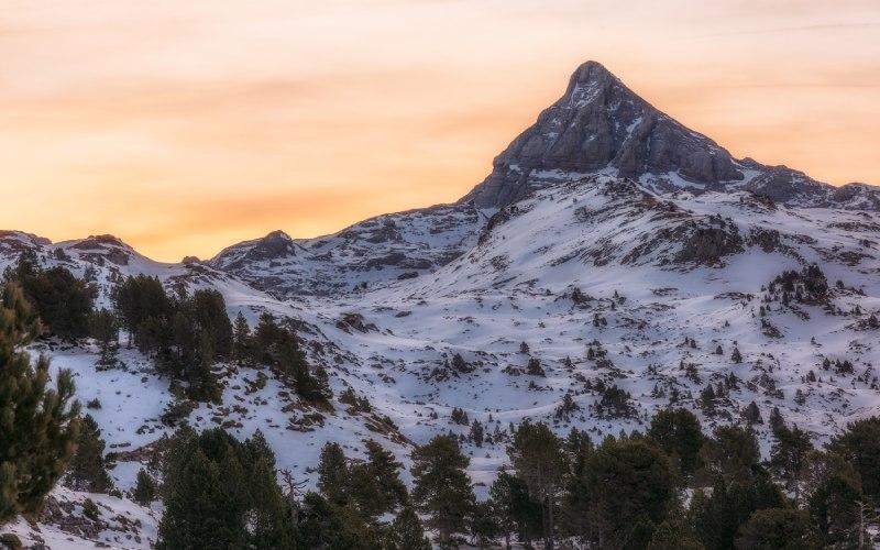 Massif de Larra-Besagua et Pic Anie
