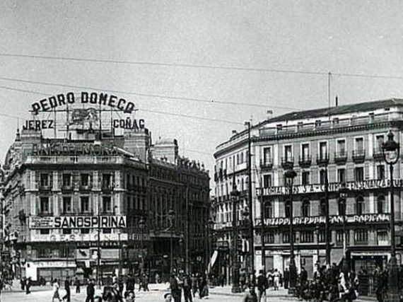Une promenade à travers le vieux Madrid