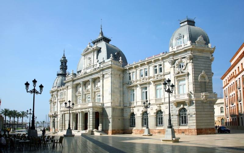 Mairie de Carthagène