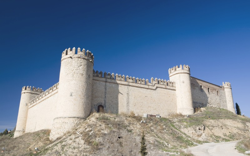 Château de La Vela, Maqueda