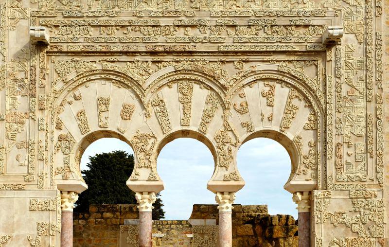 Medina Azahara de Cordoue