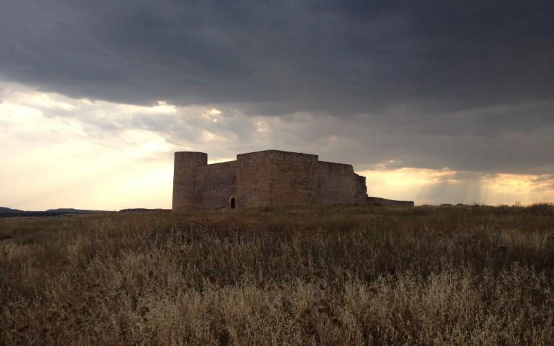 Le château de Medinaceli était l'un des plus importants châteaux du Moyen Âge