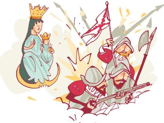 Miracle et Tragédie de la Vierge du Puy