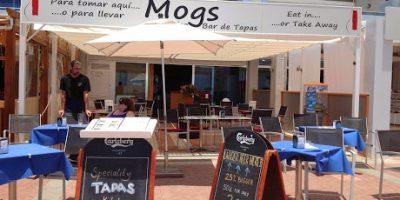 comer playa mogan taurito bar mogs