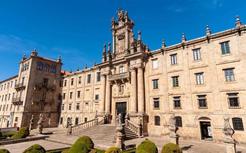 Monastère San Martín Pinario