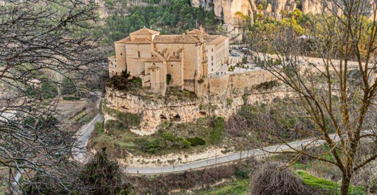 L'ancien monastère de San Pablo à Cuenca, un trésor suspendu
