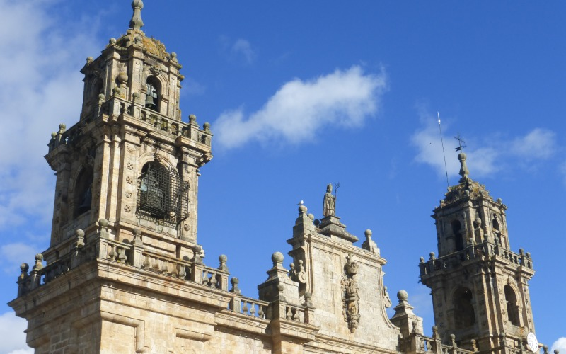 Cathédrale de Mondoñedo et sa cloche Paula