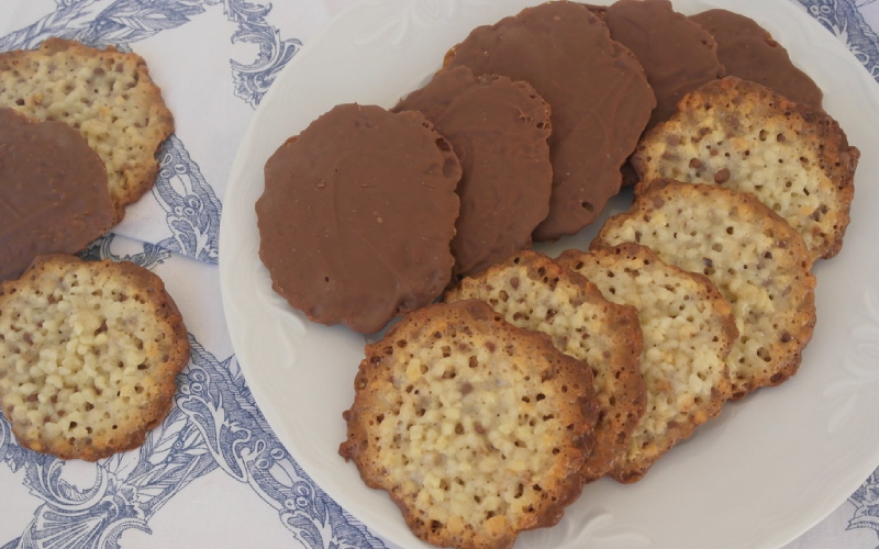 Moscovitas traditionnelles de la boulangerie Rialto