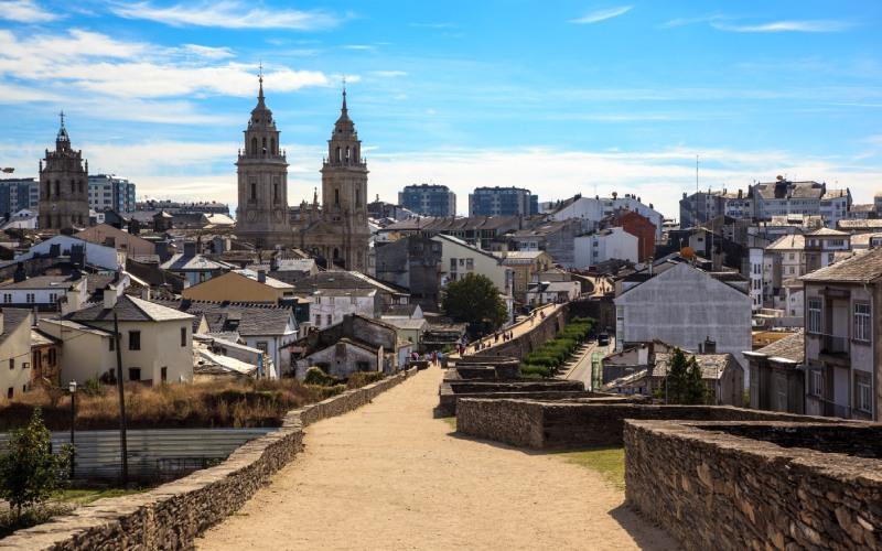 Muraille de Lugo