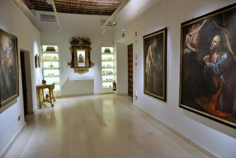 Musée de l'hôpital d'Antezana à Alcalá de Henares