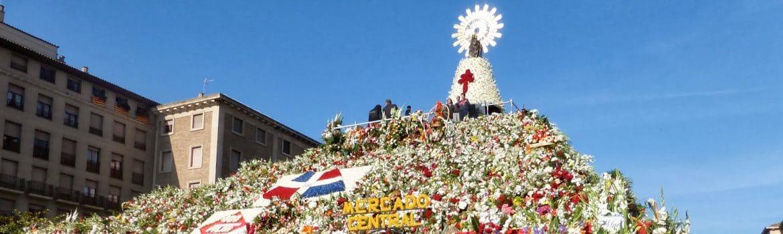 Fêtes du Pilar à Saragosse