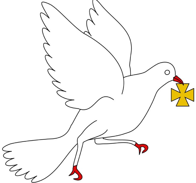 Emblème de l'Ordre de Santa Cristina