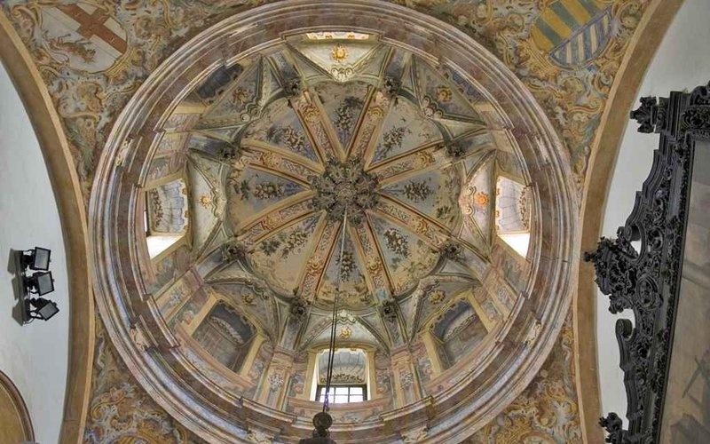 Dôme du Palais de Santaella