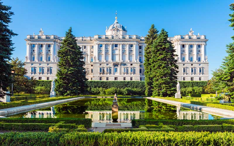 Ruta por Madrid de los austrias