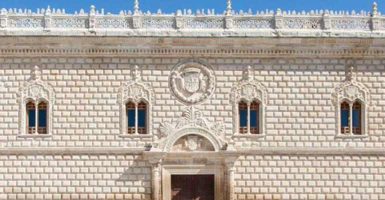 Palais de Cogolludo, premier palais de la Renaissance dans la péninsule ibérique