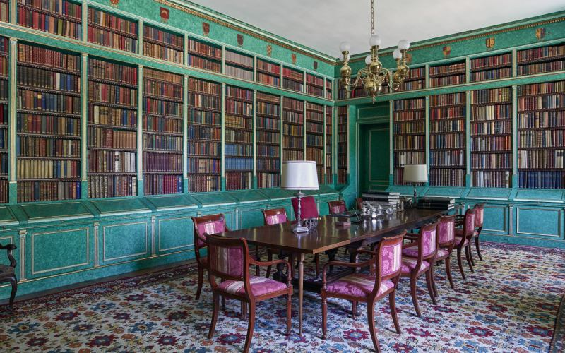 Bibliothèque du Palais de Liria
