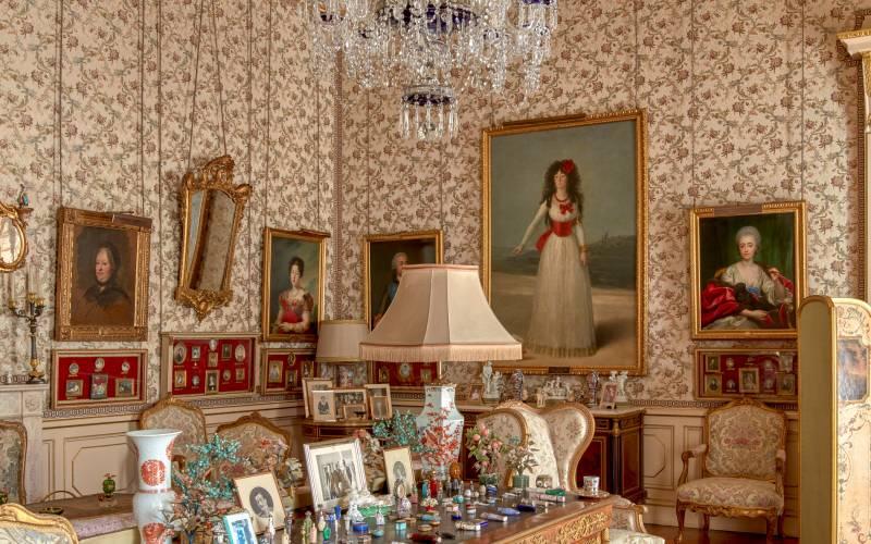 La salle de Goya