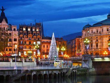 Les meilleurs plans pour jouir de Noël en Euskadi