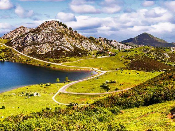 Les Picos d'Europa des Asturies