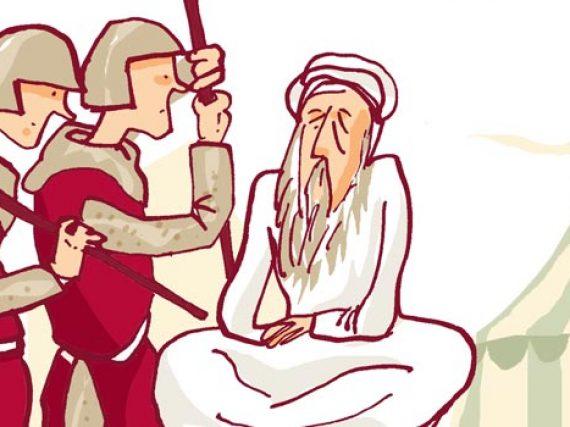 Le saint homme qui fit le premier attentat suicide