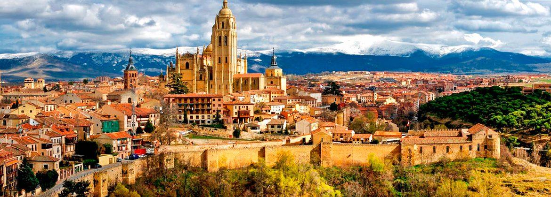 visitar segovia espana fascinante