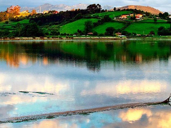 Estuaire (Ria) de Villaviciosa