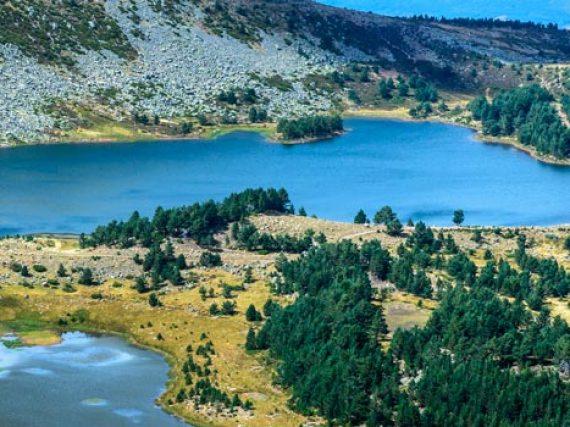 Parc Naturel des Lagunes de Neila