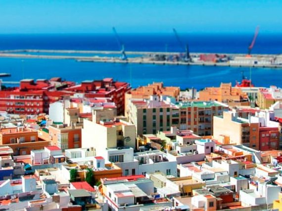 Dormir à Almería