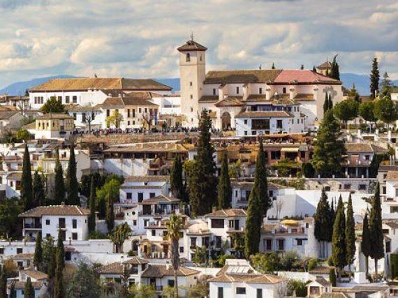 Dormir à el Barrio del Albaicín / Granada