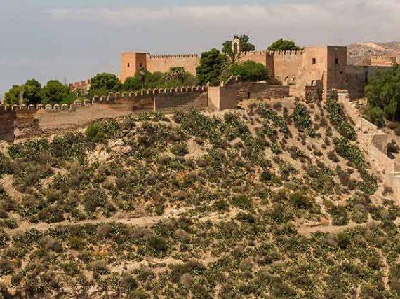 L'Alcazaba d'Almería
