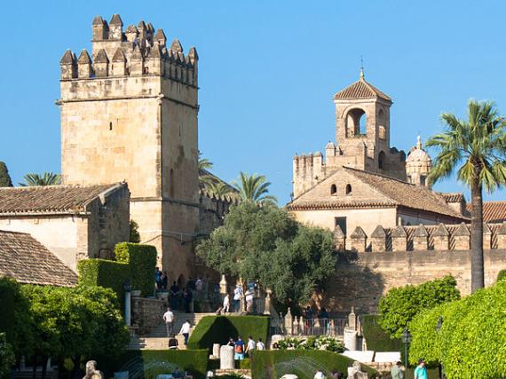 Alcázar des rois chrétiens de Cordoue