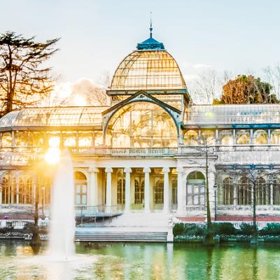 Le Palais de Cristal de Madrid, un joyau moderniste de la capitale