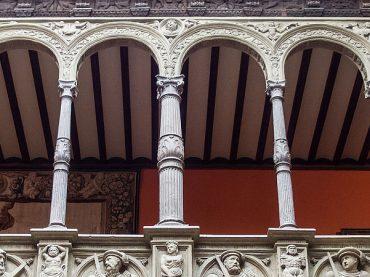 Patio de la Infanta, la Renaisance à Saragosse