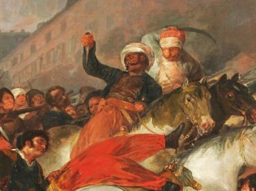 Le deux mai 1808 à Madrid, Francisco de Goya