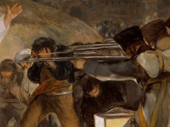 Les Fusillades du 3 mai de Goya