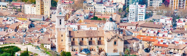 Dónde dormir en Xàtiva
