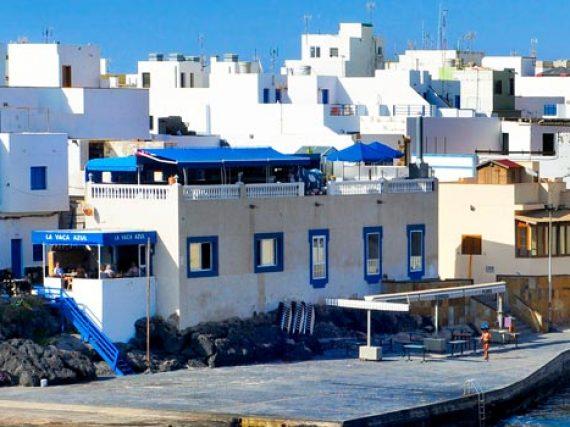 Dormir à  La Oliva – Fuerteventura