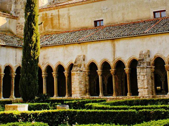 Dormir à Santa María La Real de Nieva
