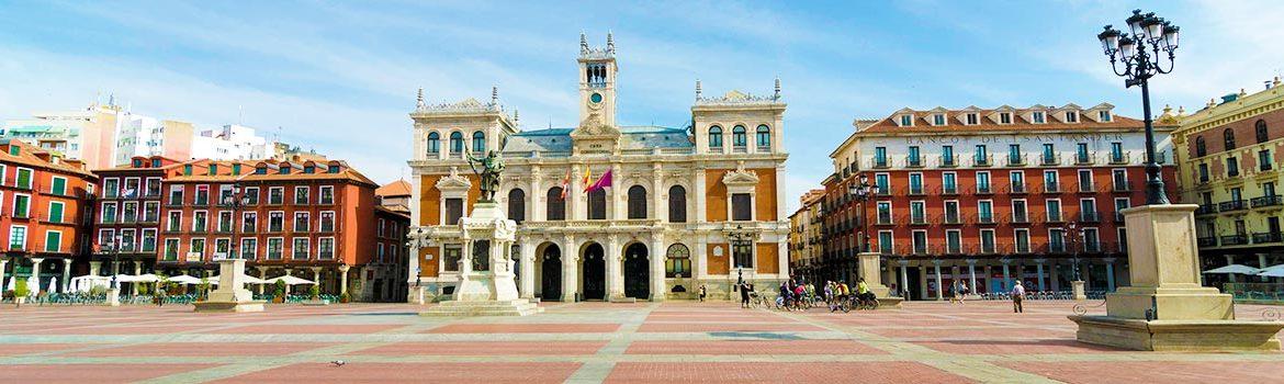 Panorámica que ver en Valladolid