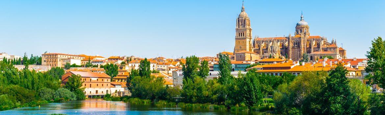 Dónde dormir en Salamanca
