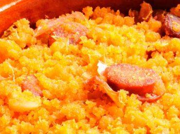 Manger à Setenil de las Bodegas