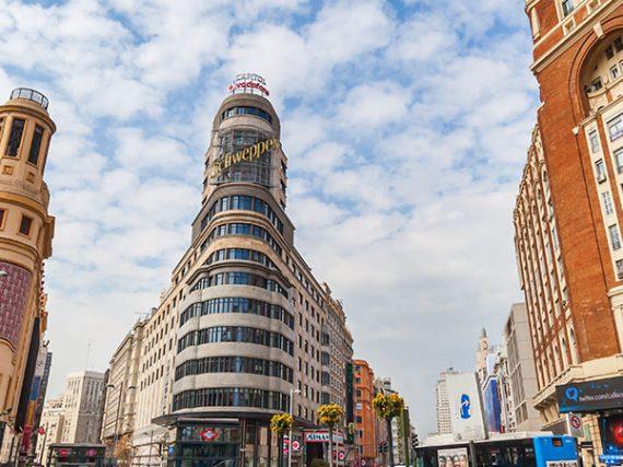 Dormir à Gran Via et Sol – Madrid