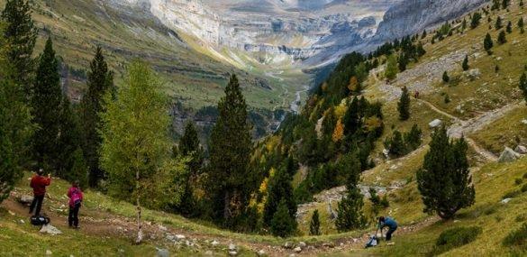 Tout le tourisme actif à Huesca: Randonnées, canyonisme, raffting…