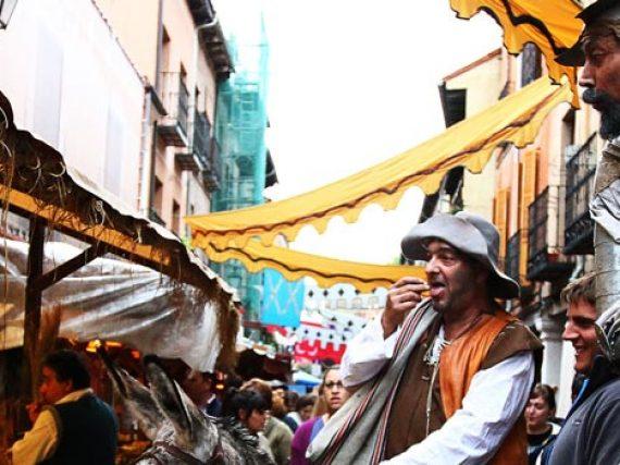 Alcala de Henares / Semaine consacrée à Cervantes